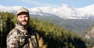 Tucker Merz, Hunting Guide