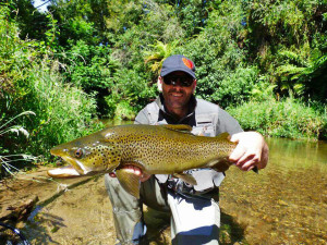 New Zealand Fly Fishing